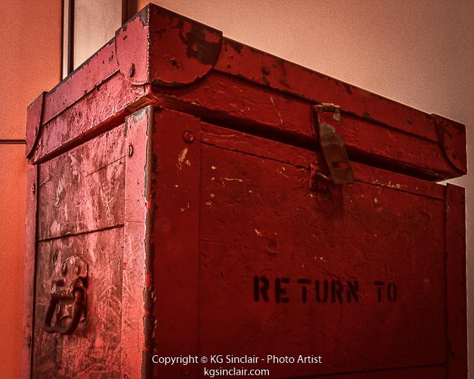 Return To Sender Address Unknown